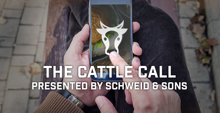 The Cattle Call: Andrew Zurica